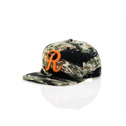 Rotiform Snap-Back R | Camo + Orange