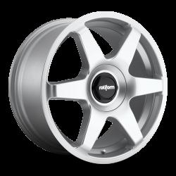 Rotiform SIX 19x8,5 5x100 ET45 Silver