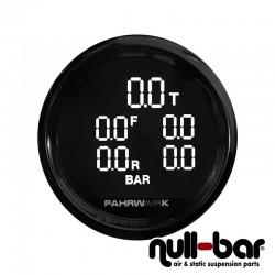 FAHRWairK Multi digitalni budik tlaku - 5 čidel