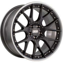 BBS CH-RII CH656 20x10,5 5x112 ET25 satin black titanium