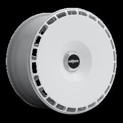 "Rotiform AeroDisc 19"" bílý"