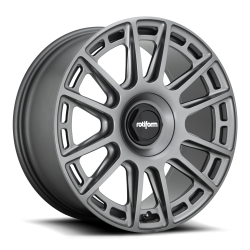 Rotiform OZR 20x10,5 5x120 ET30 Anthracite matt
