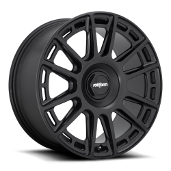 Rotiform OZR 20x10,5 5x112 ET30 Black