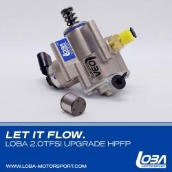 Loba HPFP 2.0TFSI palivová pumpa