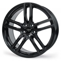 R3 Wheels R3H1 17x7,5 5x100 ET35 Black