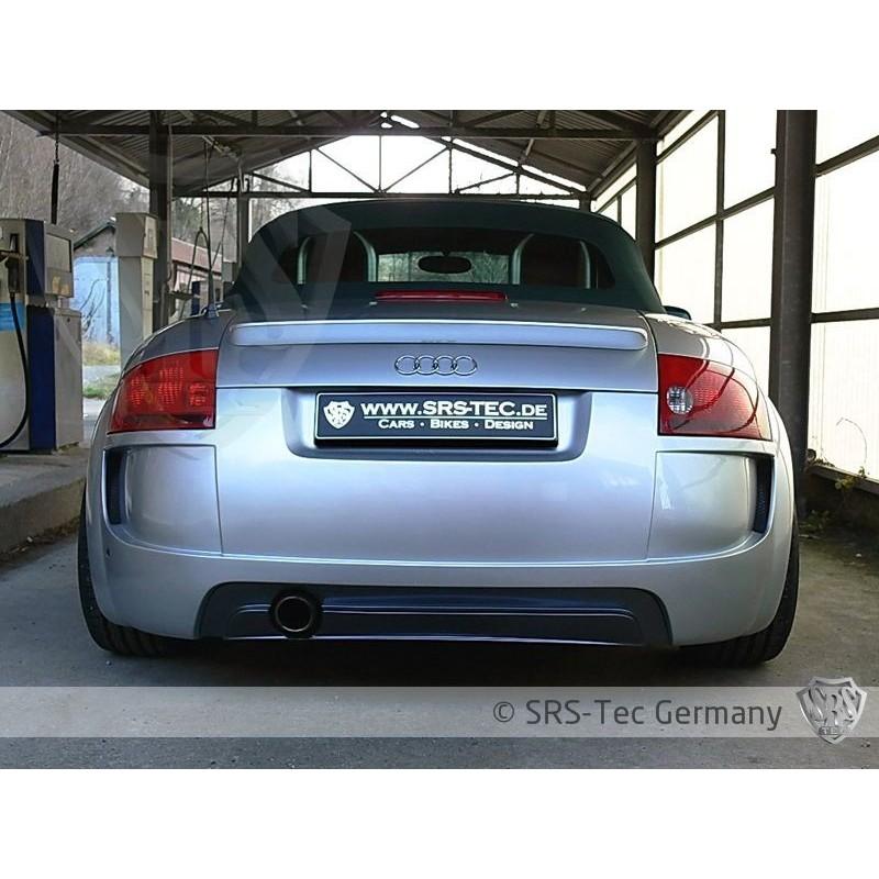 Srs tec audi tt roadster 8n for Audi tt 8n interieur tuning