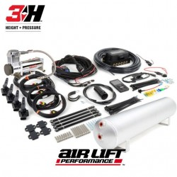 "Air Lift 3H 1/4"" management pack"